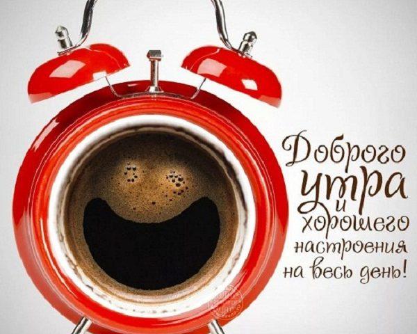 пожелания доброго утра и хорошего дня ком