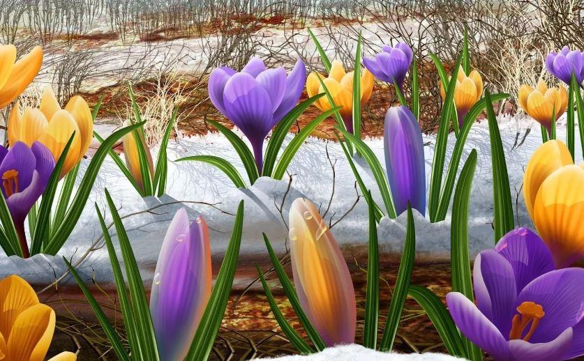 картинки про весну ком (11)