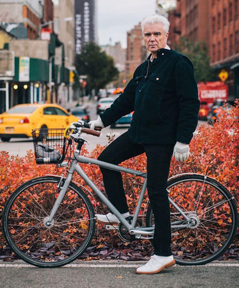 Жители Нью Йорка на велосипедах (10)